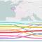 Les créations d'entreprises en France : une visualisation interactive