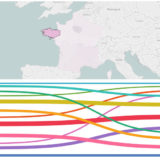 Firms' creations in France: an interactive visualization