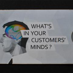 Creatieve visitekaartjes dankzij Design Thinking