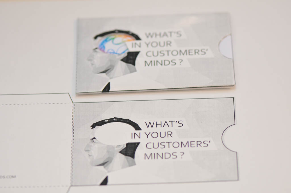 Creative business cards : 3 tips for a wow effect
