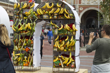 Damn Food Waste Amsterdam