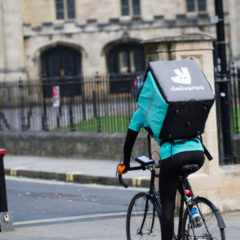 The human costs of buying from Deliveroo, UberEats and the like