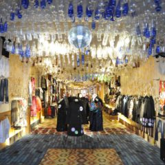 The ceiling of your store can be experiential