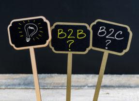 Quelles différences entre l'étude de marché en B2C et l'étude de marché en B2B