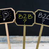What are the differences between B2C market research and B2B market research
