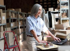 Con l'età, gli imprenditori sono meno fiduciosi ma più premurosi