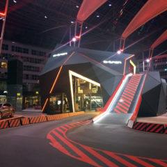 Audi E-tron : une piste d'essai à l'aéroport de Munich