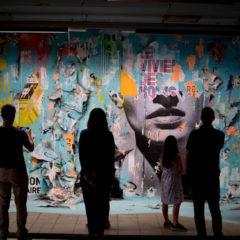 Ce supermarché Delhaize s'est transformé en temple de l'Art urbain