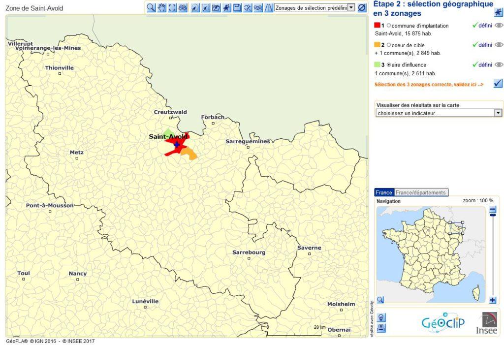 étude de marché en France avec ODIL