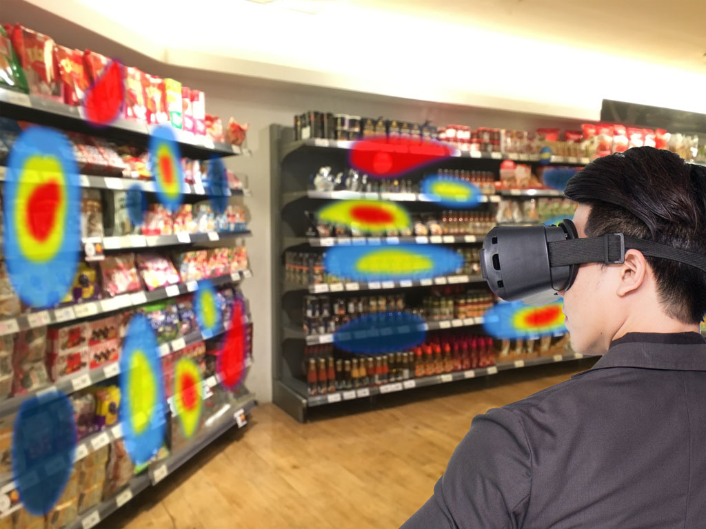 eye tracking in store