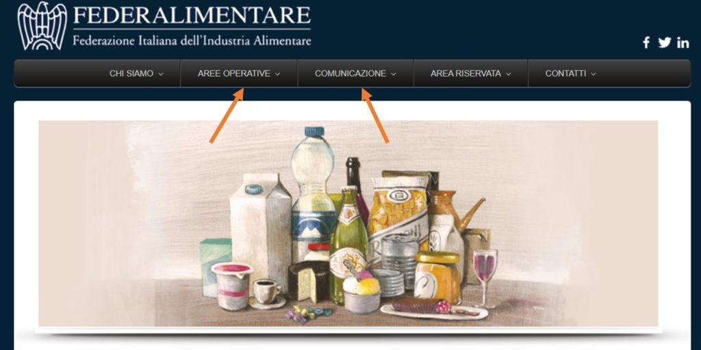 homepage Federalimentare