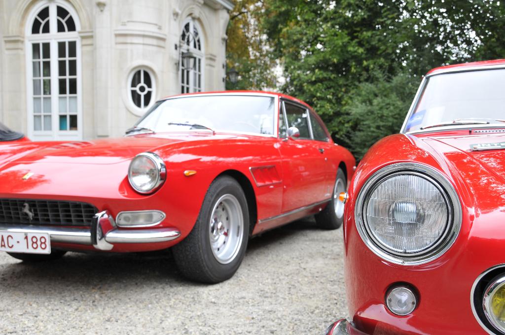 Zal de jacht op zwart geld de verkoop van Ferrari doen dalen?