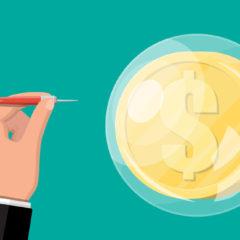 Covid-crisis: er ontstaat een dubbele financiële en technologische zeepbel
