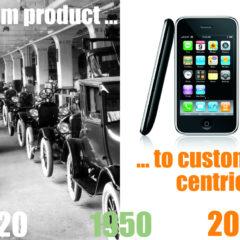« Customer-centricity » : est-ce vraiment nouveau ?