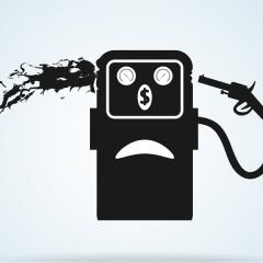 Waarom dalen prijzen in tankstations niet zo sterk?