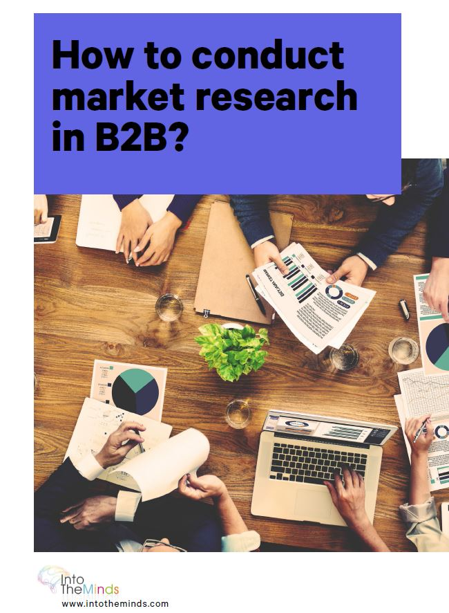 B2B market research guide