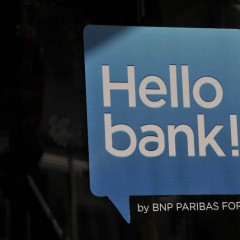 Marketing strategy : Hello Bank launches a pop-up store in Brussels