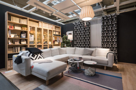 IKEA interior