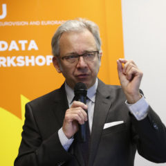 The role of Big Data on society : EBU conference
