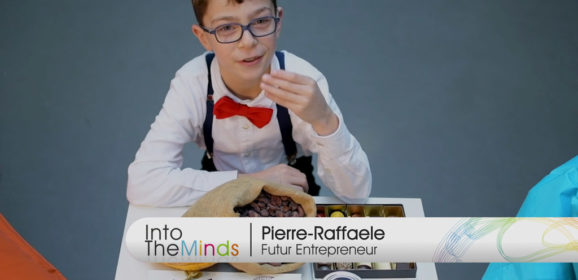 Jérôme Grimonpon, a French chocolate specialist, is an entrepreneur like no other