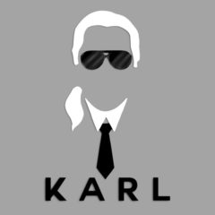 Tribute to Karl Lagerfeld, an outstanding artist and a marketing genius
