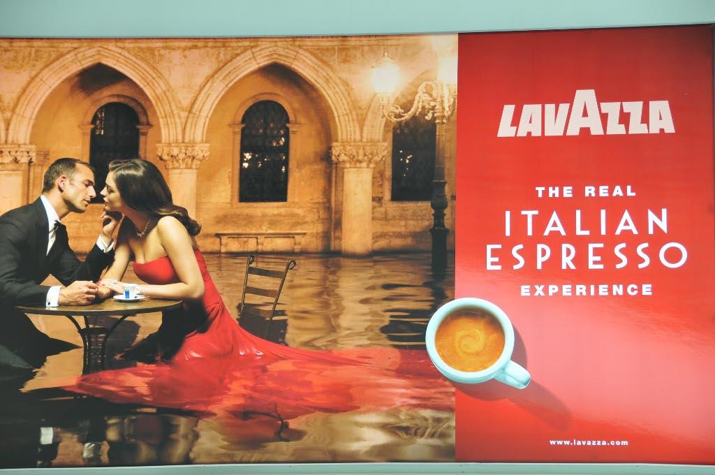 The Lavazza clichés
