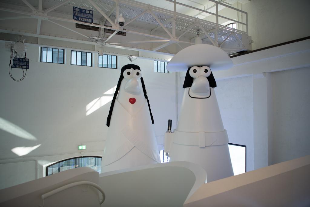 lavazza museum Caballero Carmencita