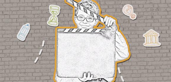 Waarom innoveren? Prof. Bruno Wattenbergh legt het uit aan dit negenjarige kind