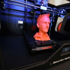De Fabshop: 3D-printing in een popup-store in BHV (Parijs)