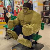 Lego store New-York: personalizzazione e phygital all'ordine del giorno