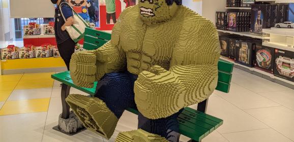 Lego store New York: personalisatie en fygitale ervaring zijn op de afspraak