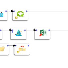 How to automate the extraction of data from Excel files