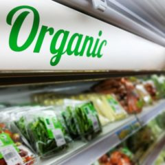 Market research on the market for organic products