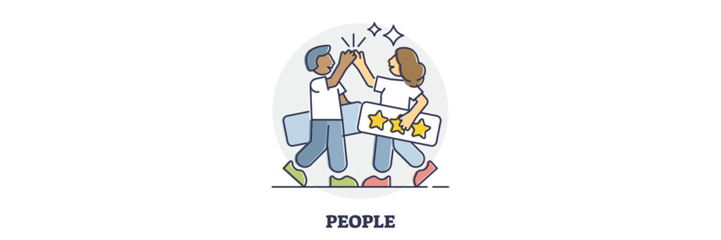 marketing mix 7P people