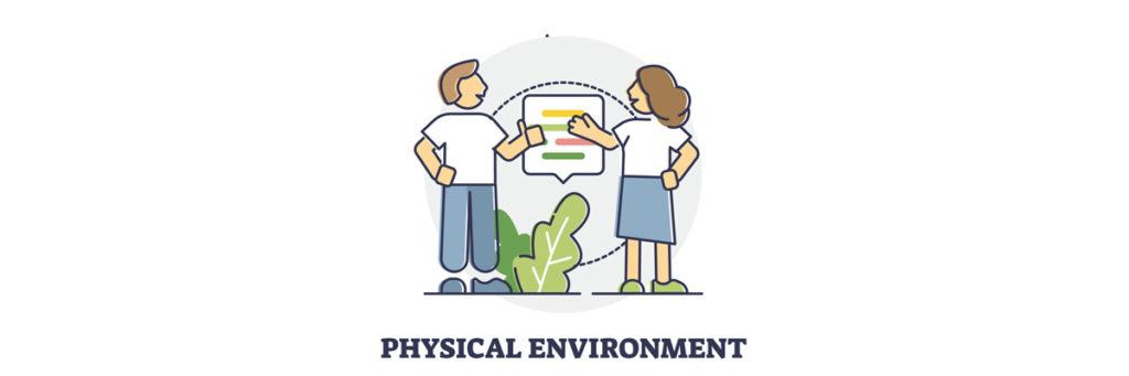 marketing mix 7P physical evidence
