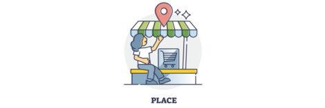 marketing mix 4P place