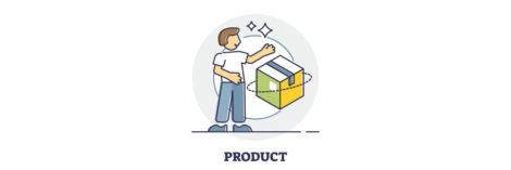 marketing mix 4P product produit