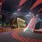 Audi e-tron: een testcircuit op de luchthaven van München