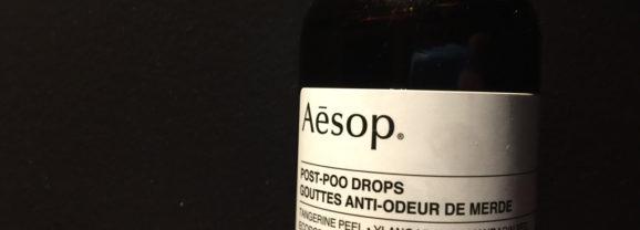 Klantervaring: dit product van Aesop is een ramp