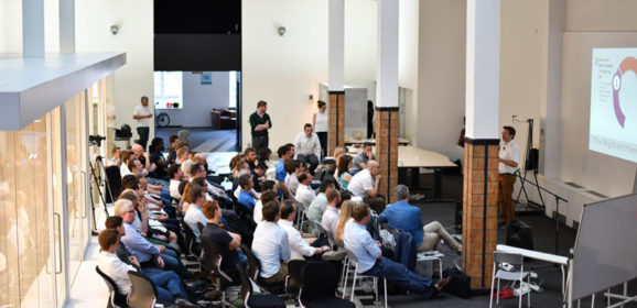 Big Data and Ethics : first sucessful meetup at DigitYser in Brussels