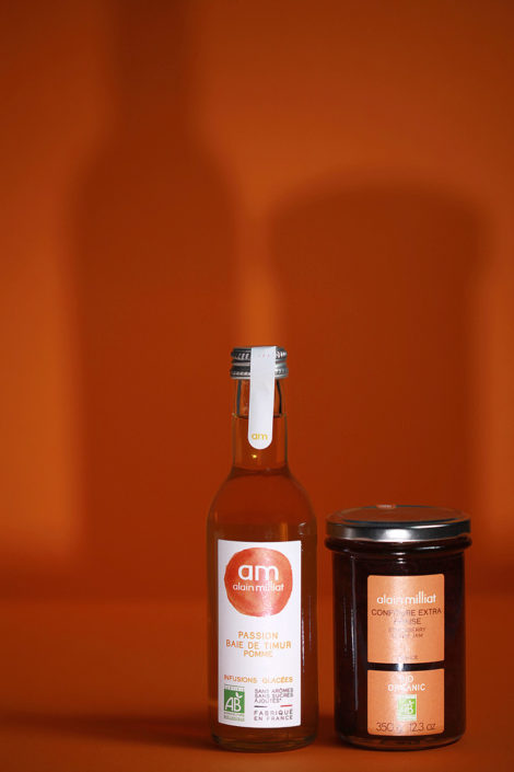 mix marketing infusion glacée alain milliat