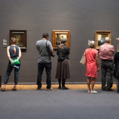 Rethinking the customer experience in museums with (Big) data