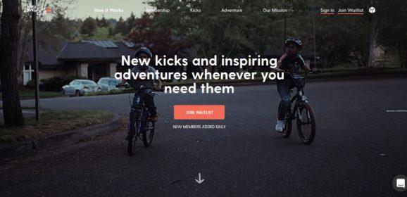 Nike Adventure Club: een abonnement op sneakers