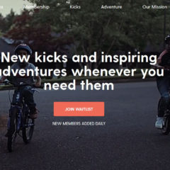 Nike Adventure Club : des baskets sur abonnement