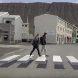 Un exemple de nudge appliqué à la sécurité routière à Ísafjörður, Islande