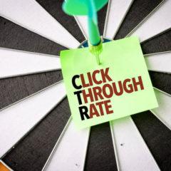 Online reclame: optimale kliksnelheid door aanpassen van frequentie en nieuwheid