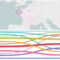Oprichting van bedrijven in Frankrijk: een interactieve visualisatie
