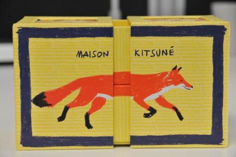 packaging marcolinie kitsuné