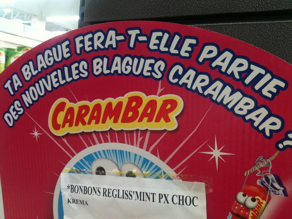 Carambar veut faire participer ses clients
