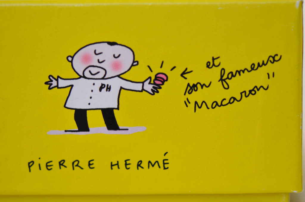 One Day One Idea: fun marketing by Pierre Hermé